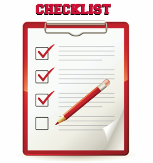 checklist-wrestling-camp