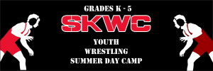 Youth Wrestling Camp - Summer 2016