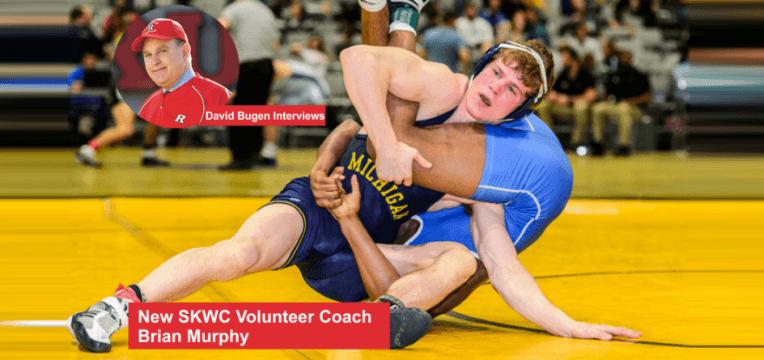 Meet the SKWC's Brian Murphy